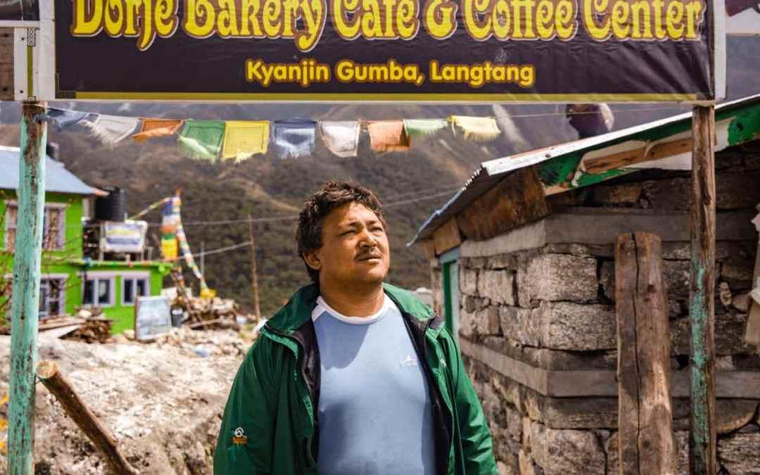 Humans of GIVE: Lhakpa Tamang Jangba