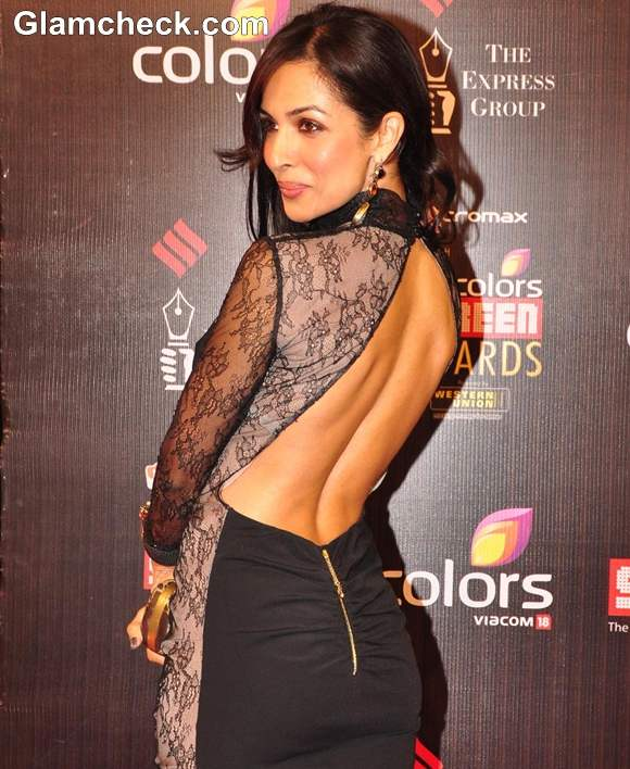 7 Sexiest Backless Photos of Malaika Arora - newsdezire