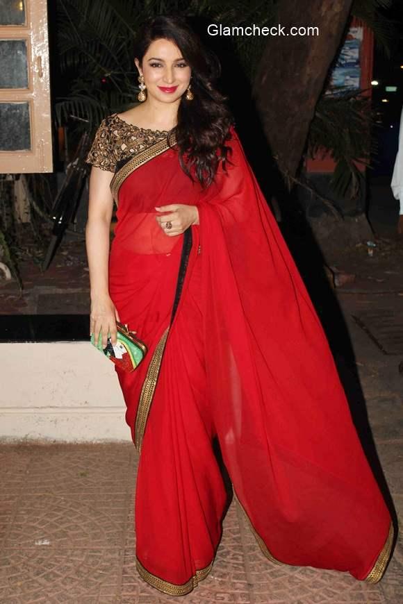 Top Celeb Festive Looks During Ekta Kapoors Diwali Party