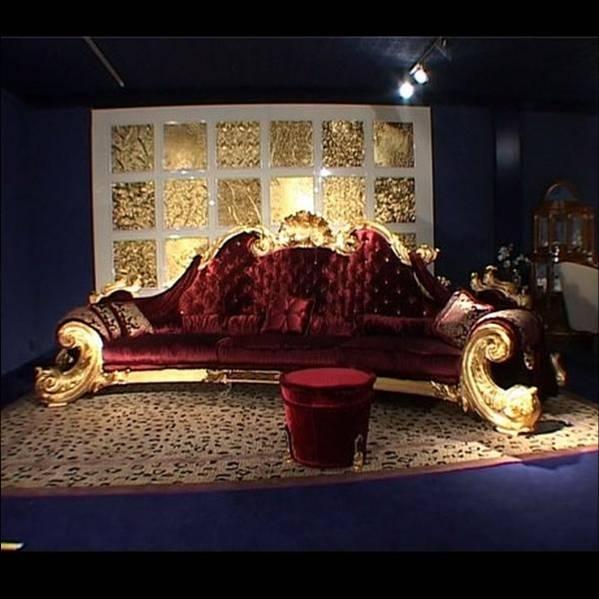 Michael Jacksons Luxury Furniture On Auction