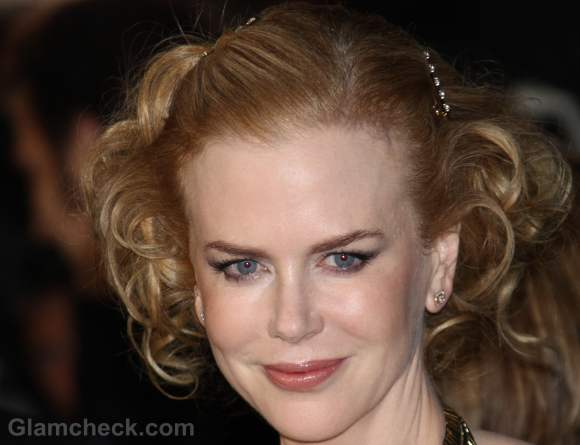 Nicole Kidman Hairstyles At 2012 Cannes Film Festival