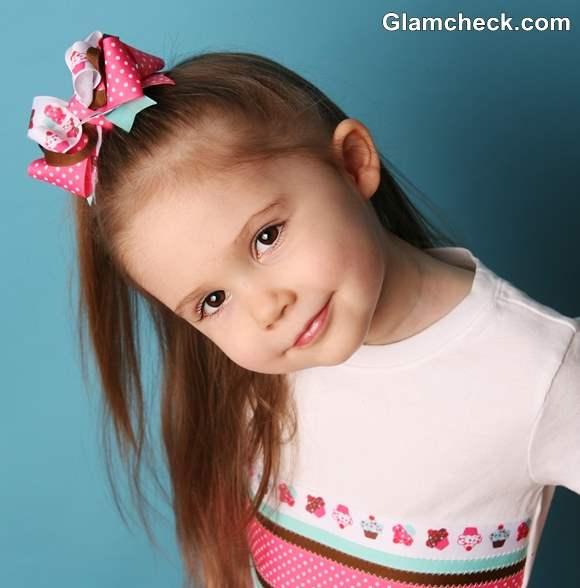 Cute Bow Hair Accessories For Little Girls