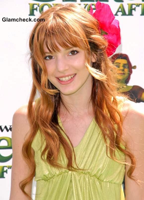 Bella Thorne Inspired Fun Hairstyles For Little Teenage Girls