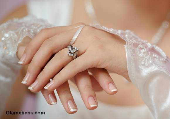Wedding Nail Art Ideas