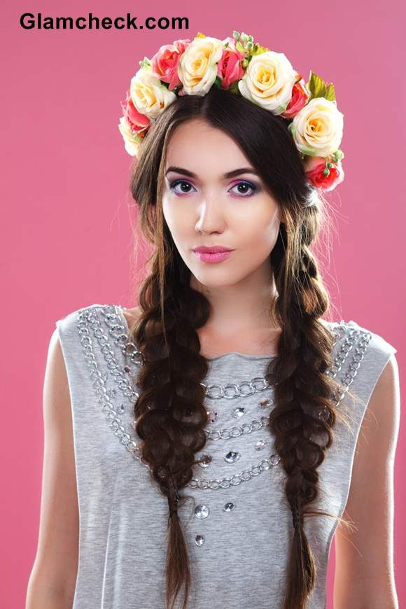 Flower Crowns For The Bohemian You DIY