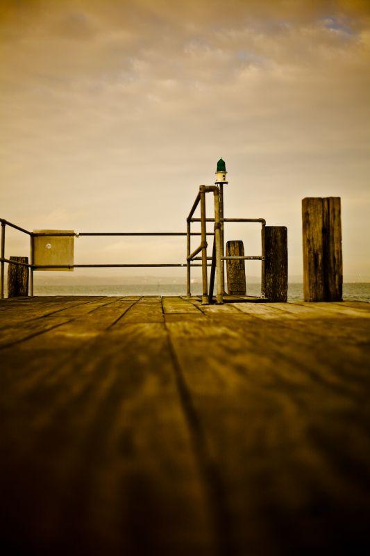 Currabinny Pier