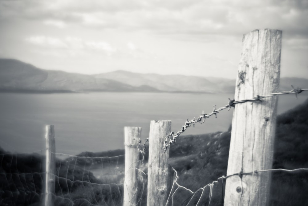 Worlds End Fence