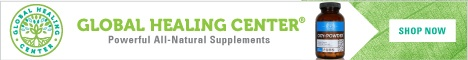 Global Healing Center® is a leading natural health provider offering natural and organic supplements, cleanses, and a wealth of free natural health articles.