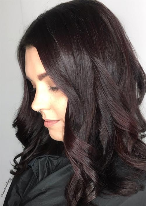 53 Hottest Fall Hair Colors To Try In 2019 Trends Ideas