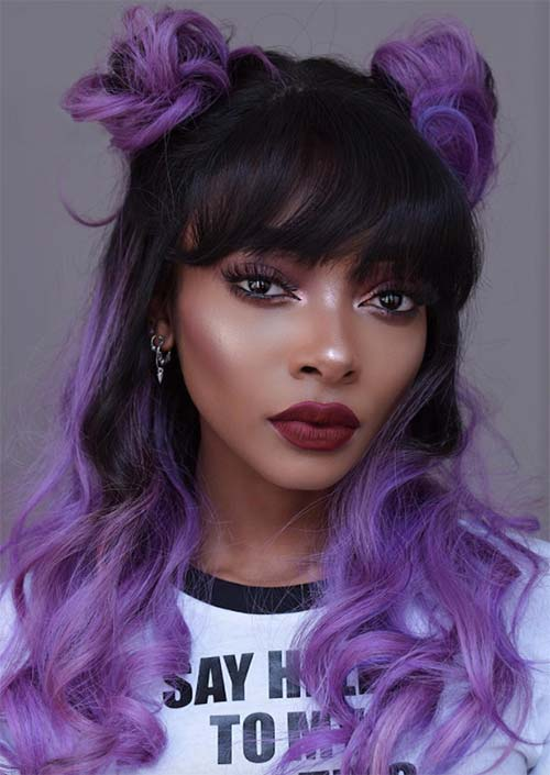 Image Result For Pics Of Long Hairstyles With Bangs