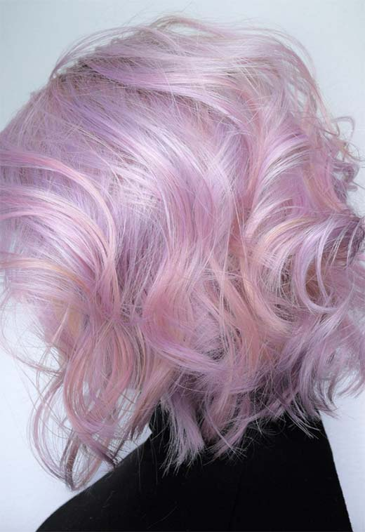 Mother Of Pearl Hair Trend 53 Iridescent Pearl Hair