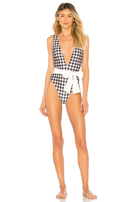 One-Piece Swimsuits for Women: Tularosa One-Piece Swimsuit