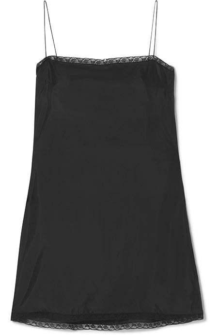Best Cami/ Slip Dresses to Buy: Prada Slip Dress