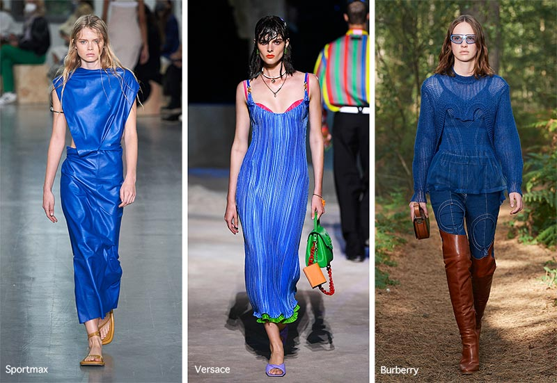 Spring/ Summer 2021 Color Trends: Spring 2021 Runway Colors