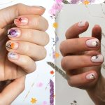 53 Pretty Flower Nail Designs For Every Season Mood Glowsly