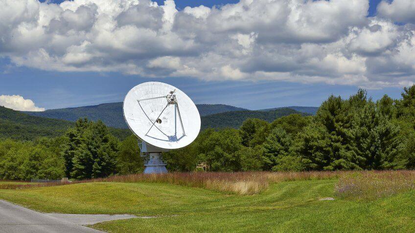 Green-Bank-West-Virginia