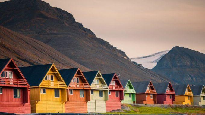 Longyearbyen-Norway