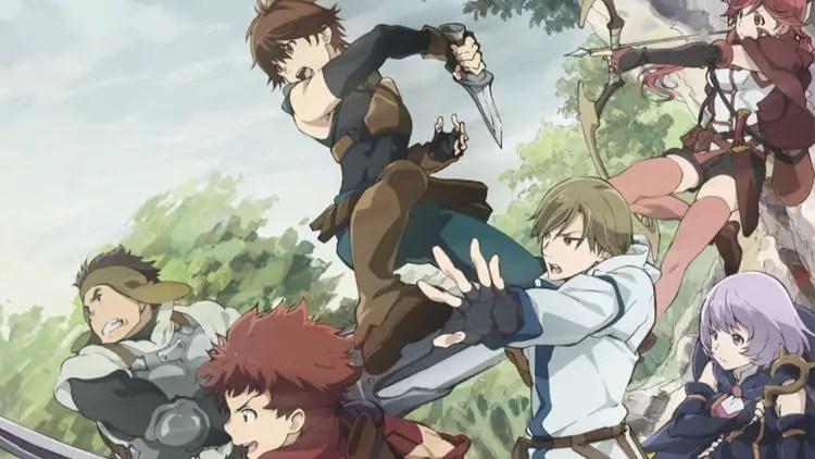 Anime Like Arifureta Shokugyou de Sekai Saikyou