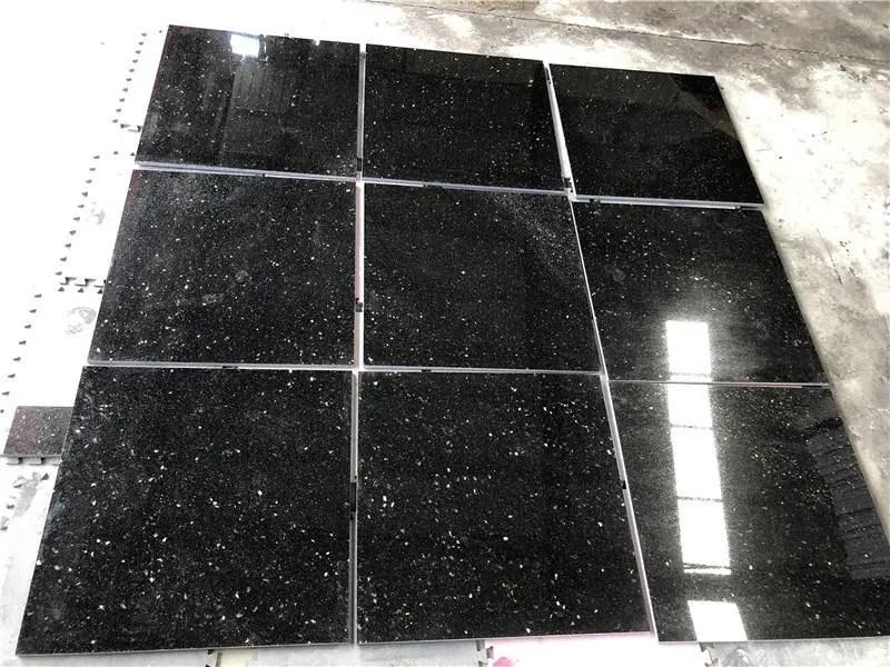 black galaxy granite for countertops