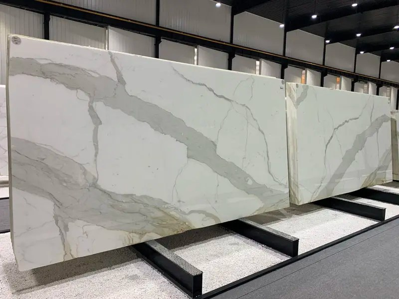 China Calacatta White Marble Manufacturer and Supplier | Union