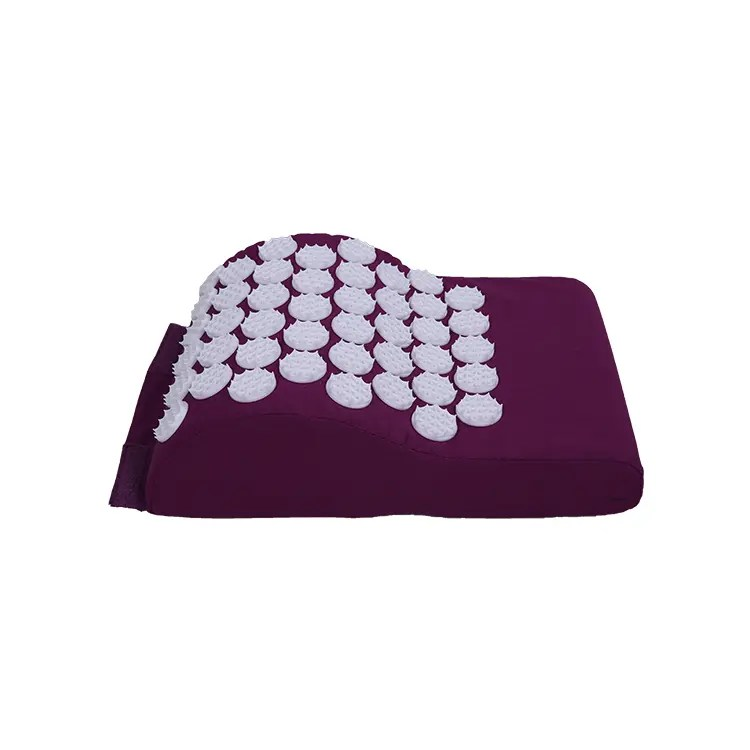 china best acupressure neck pillow with