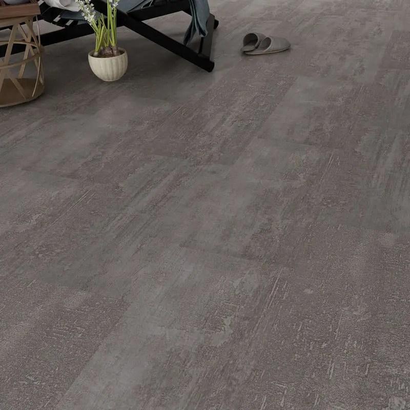 modern art grey cement flooring tile
