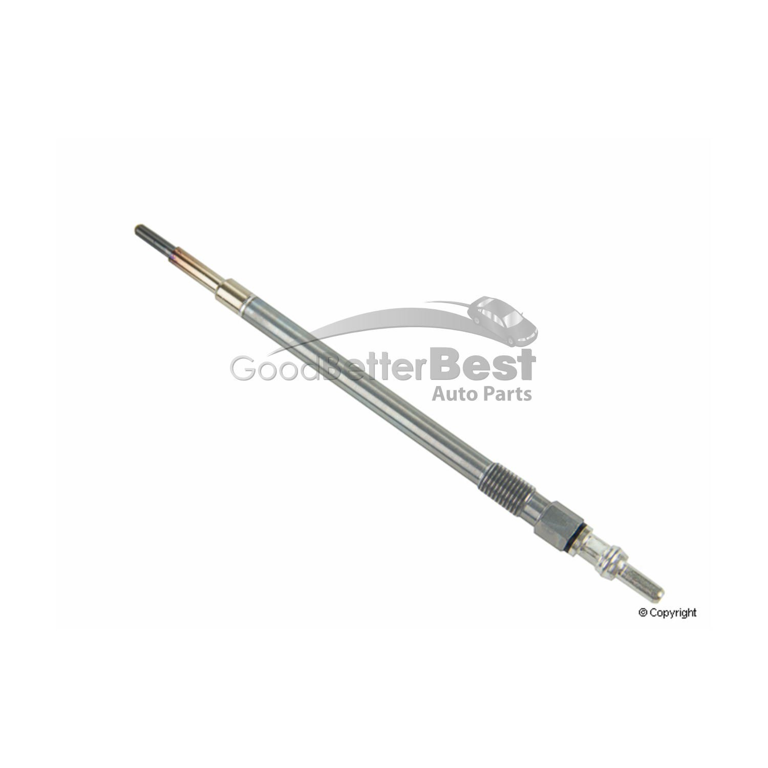 One New Genuinesel Glow Plug For Mercedes