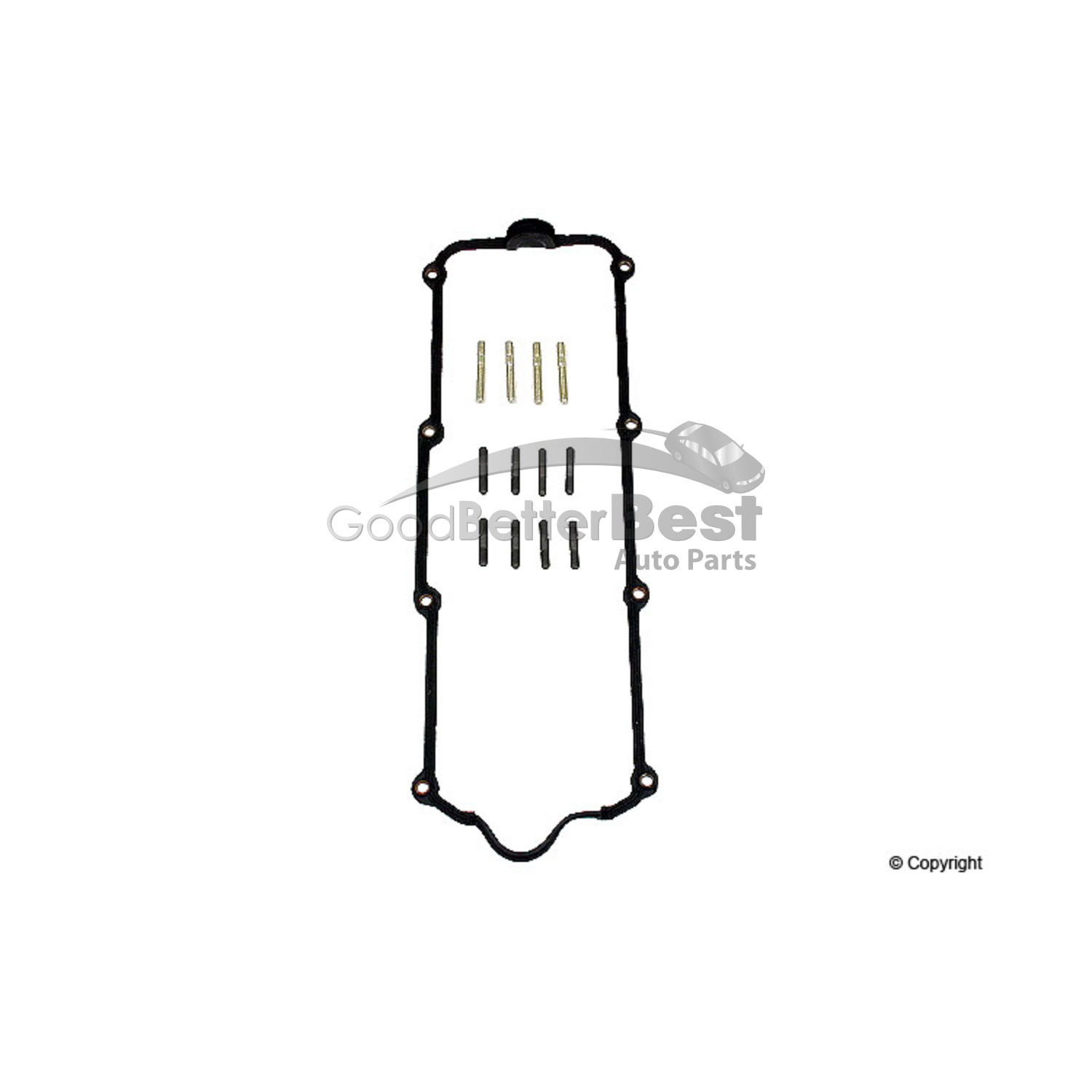 New Victor Reinz Engine Valve Cover Gasket Set