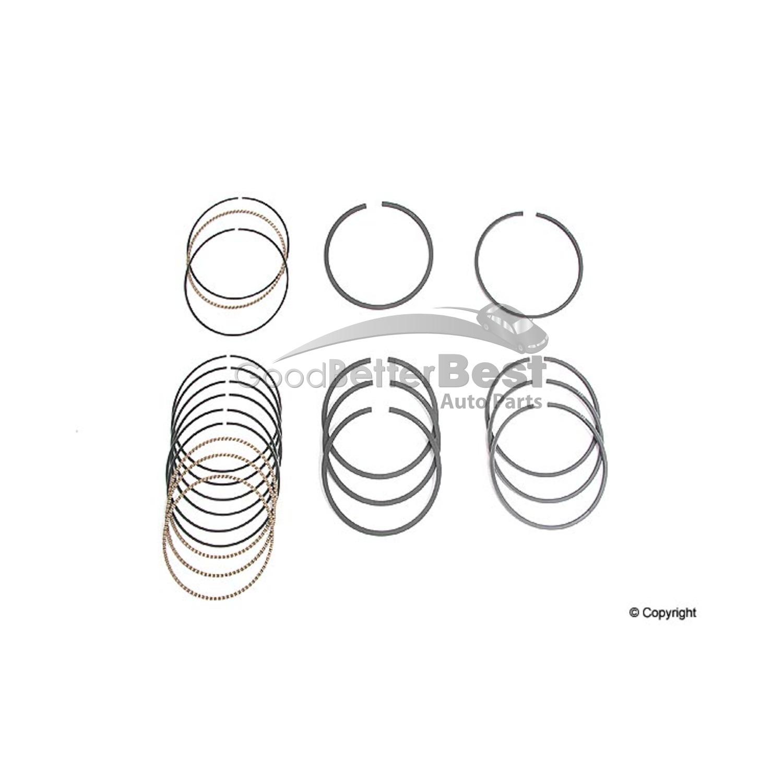 New Grant Engine Piston Ring Set C Std Bg For