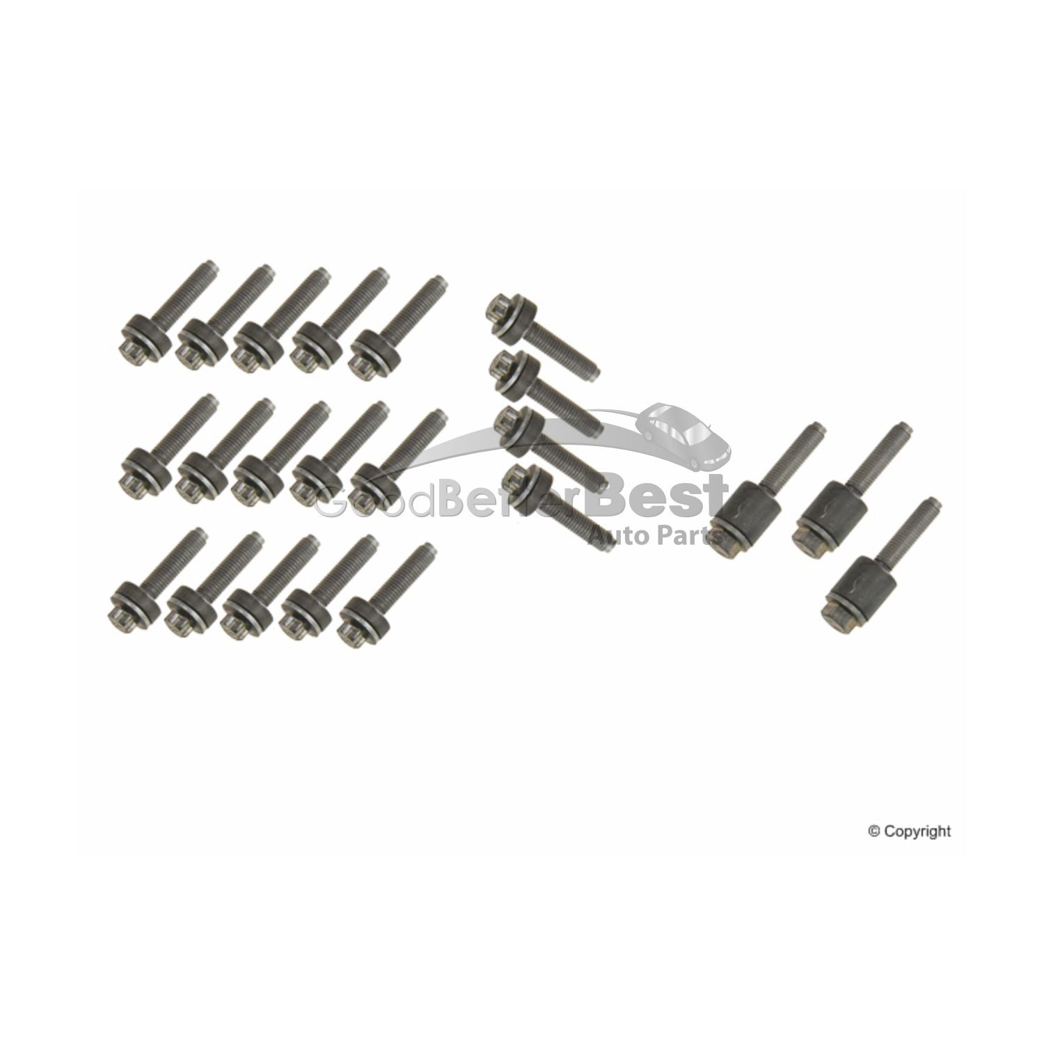 New Genuine Engine Valve Cover Screw Set For