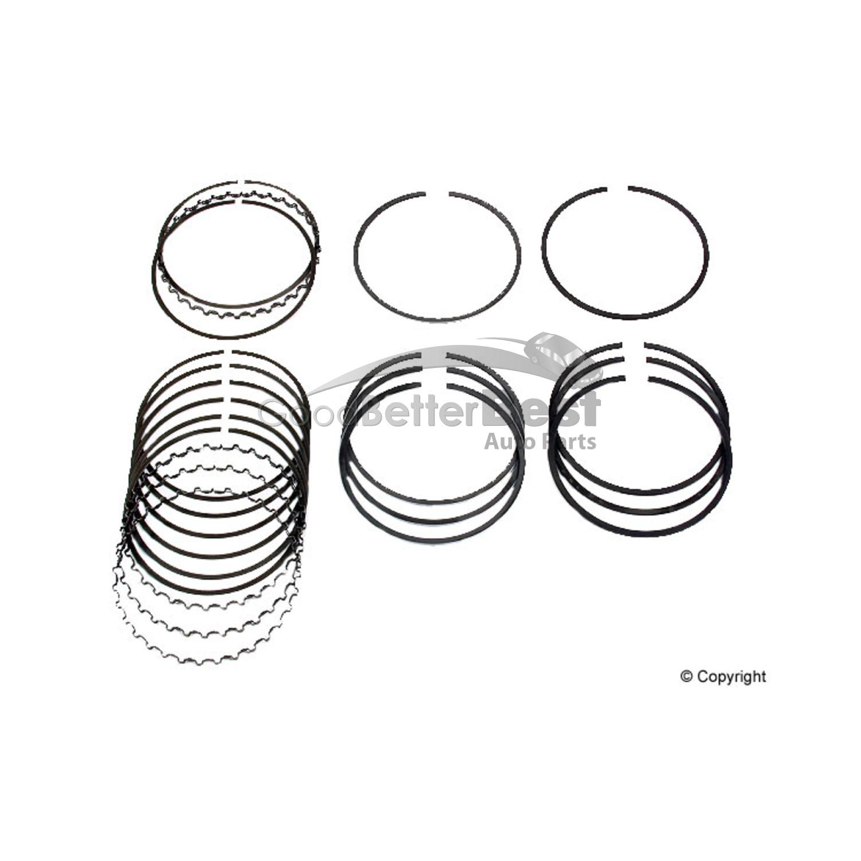 New Npr Engine Piston Ring Set Swh Oe0 P0a004