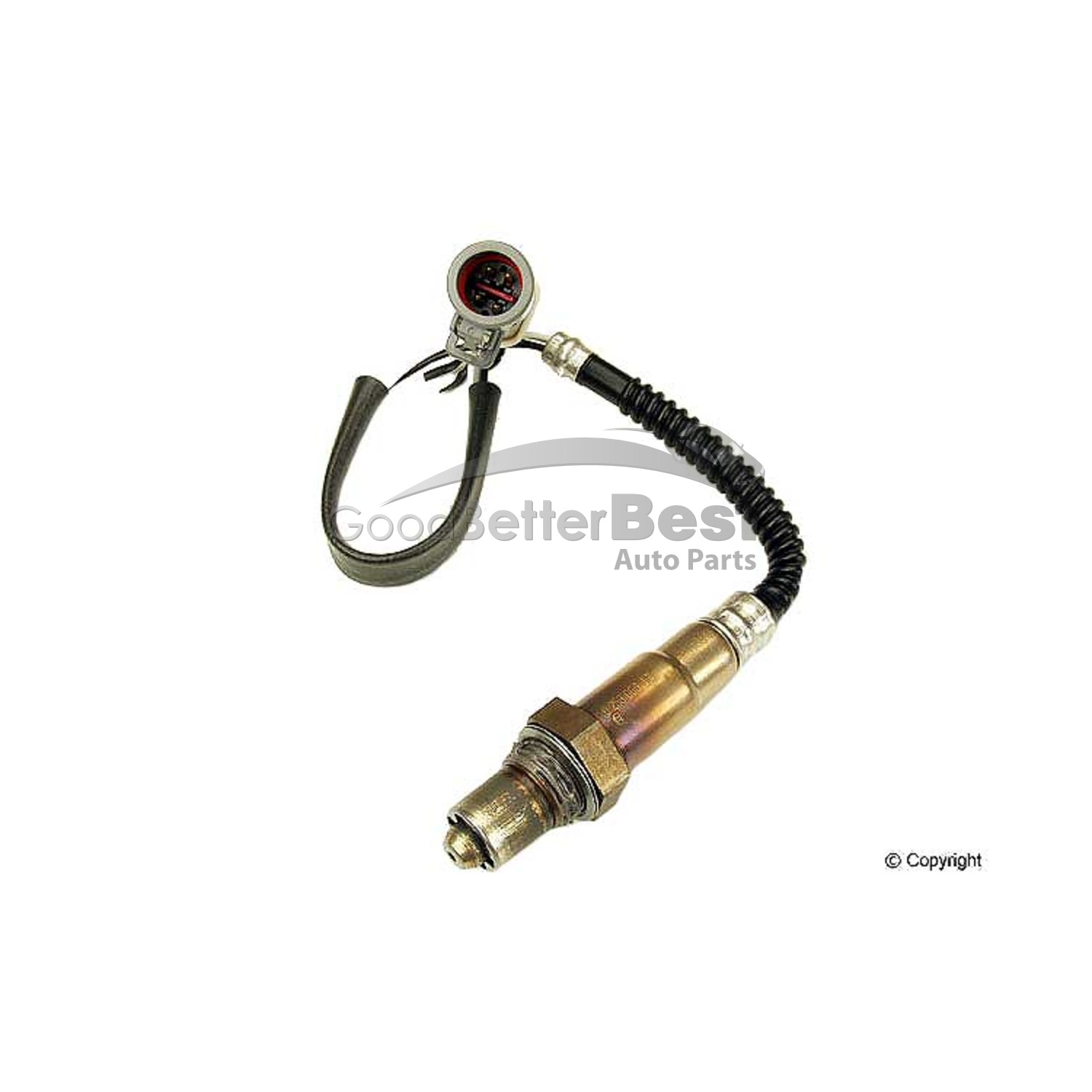 One New Bosch Oxygen Sensor For Ford For Lincoln For