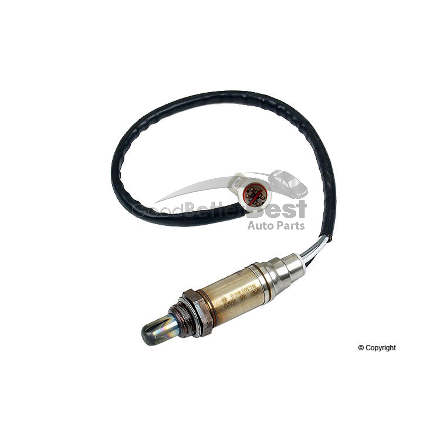 One New Bosch Oxygen Sensor Zzm For Ford
