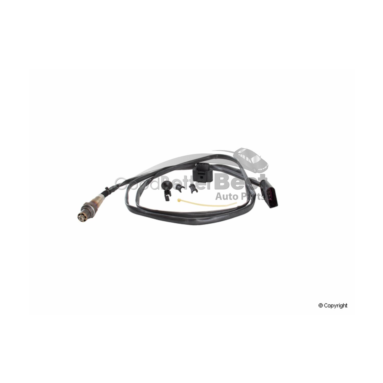 One New Bosch Oxygen Sensor 1k For Audi