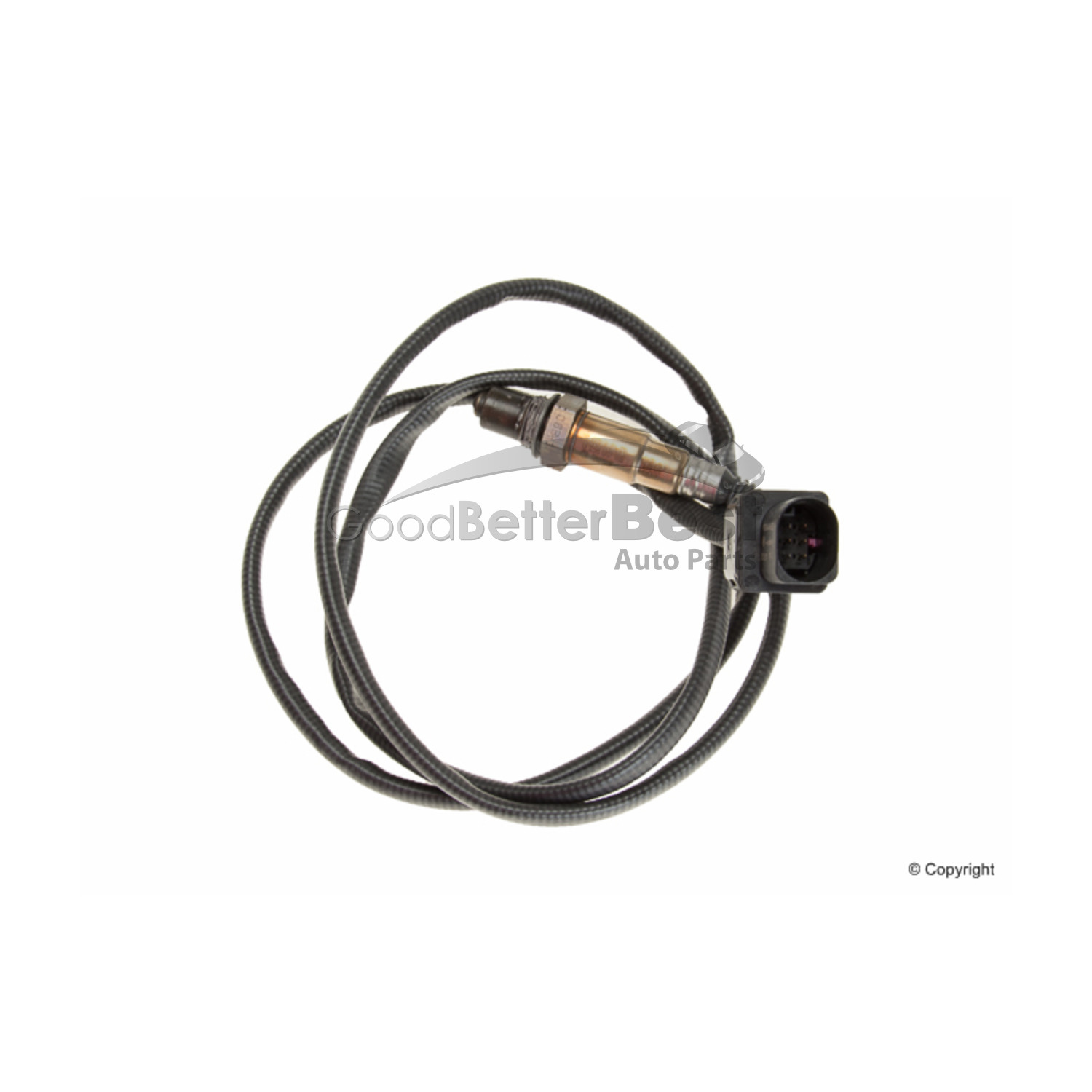 One New Bosch Oxygen Sensor Front For Bmw X5