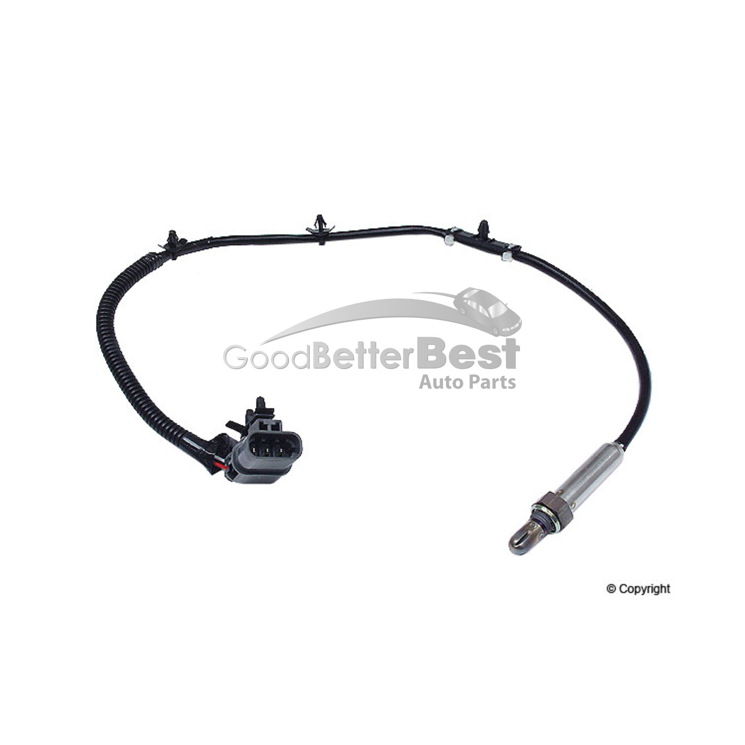 New Ntk Oxygen Sensor Front For Mercury Nissan