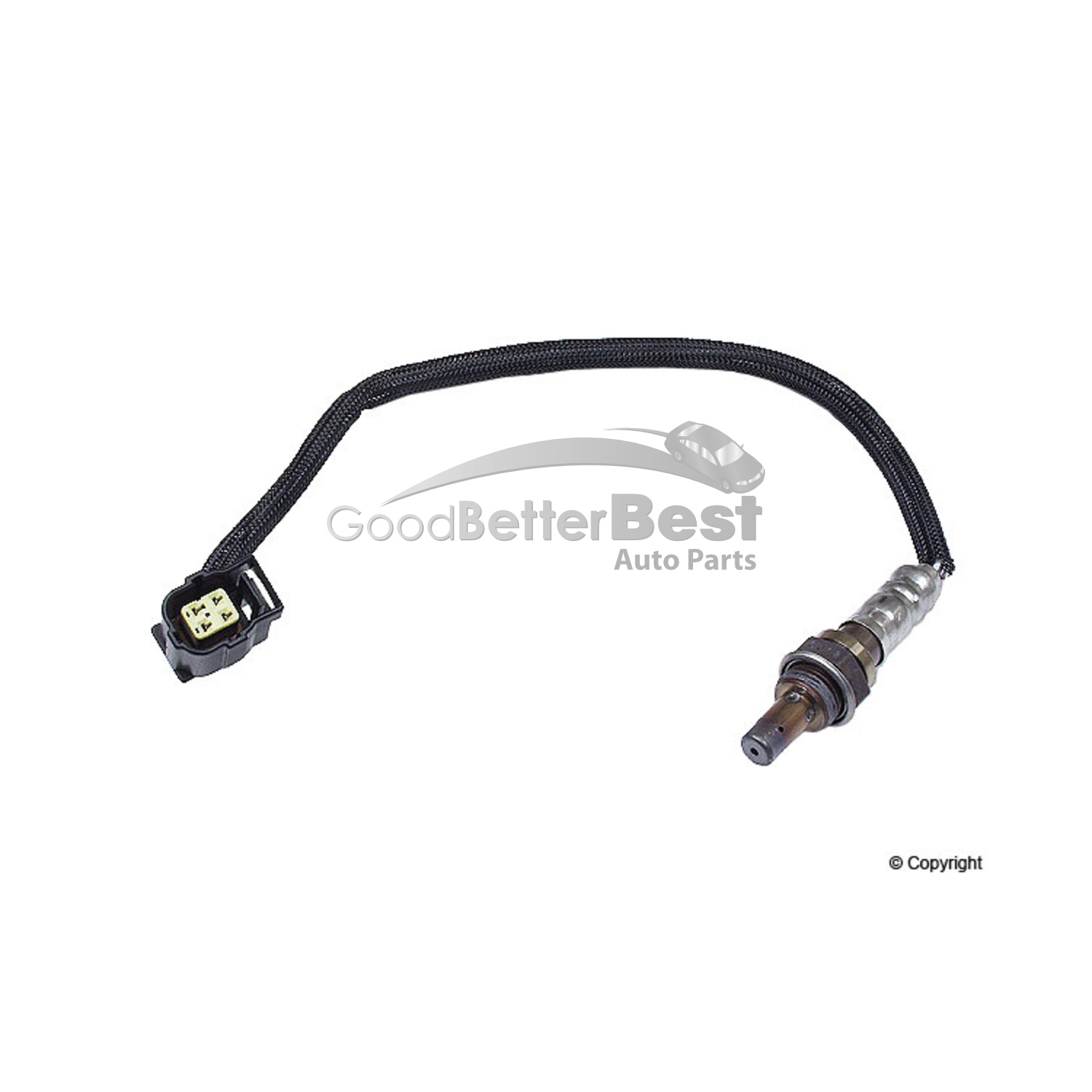 New Ntk Oxygen Sensor For Dodge Jeep