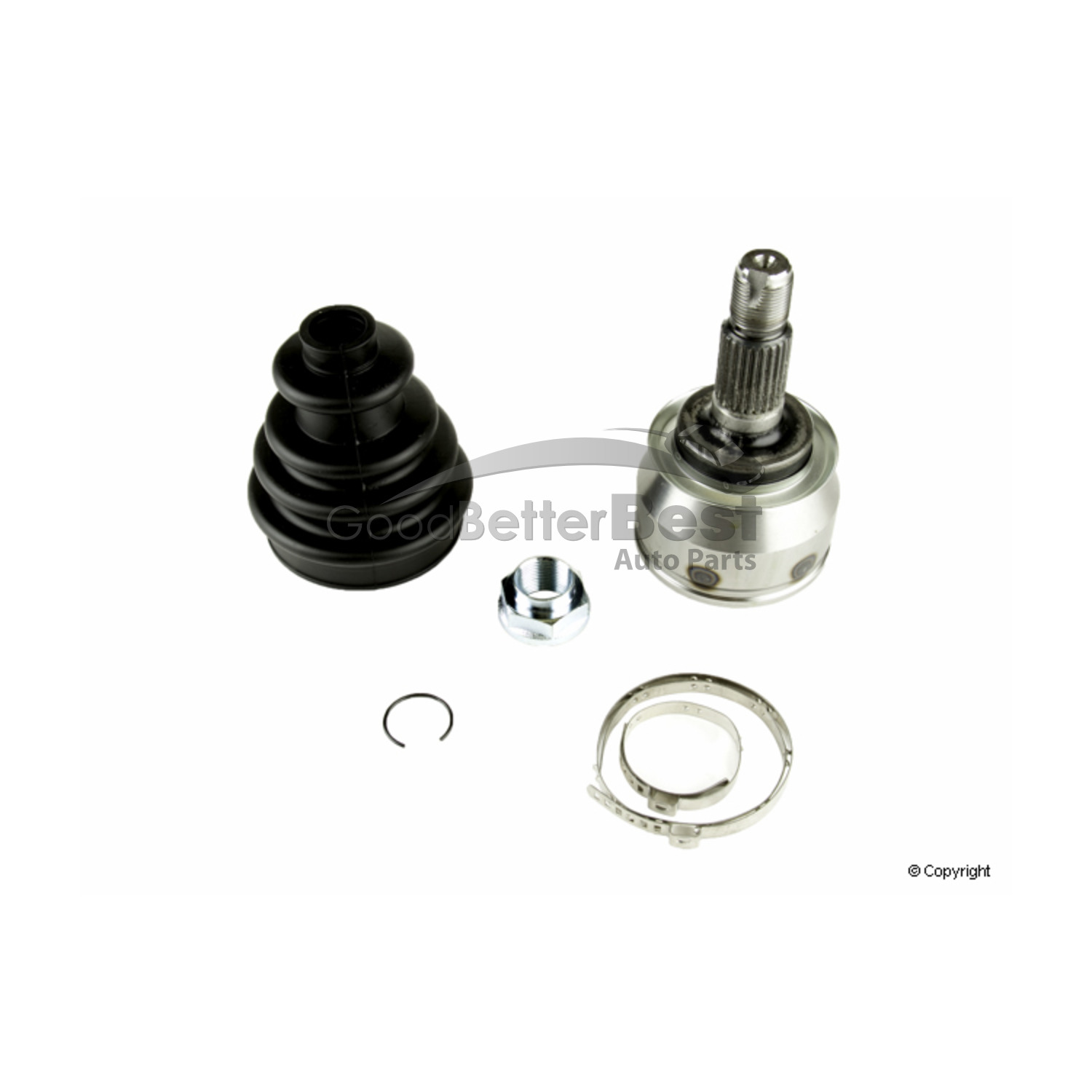 New Meyle Drive Shaft Cv Joint Kit For Mini