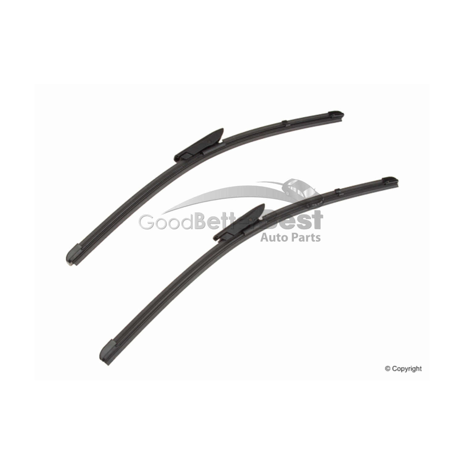 New Genuine Windshield Wiper Blade Front For
