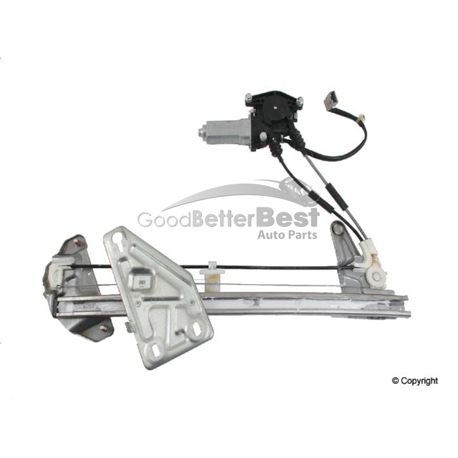 New Genuine Power Window Motor And Regulator Assembly