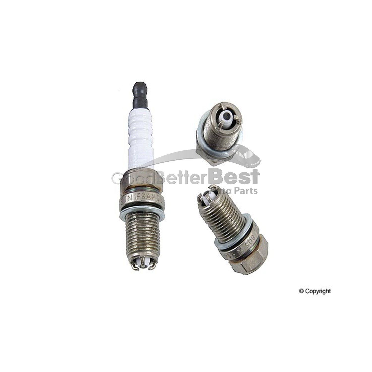 New Genuine Spark Plug Pack For Volvo 850 S60 S70