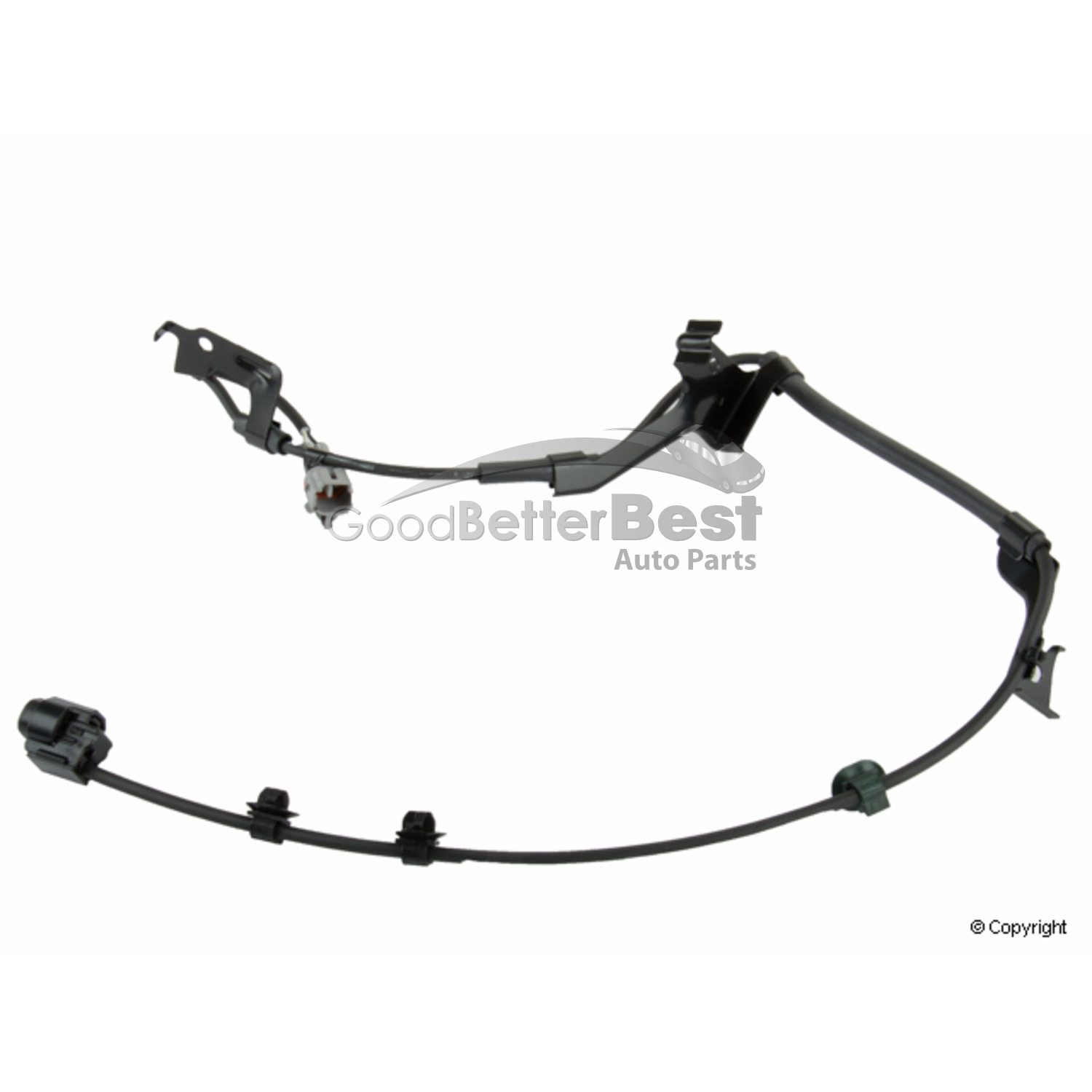 One New Genuine Abs Wheel Speed Sensor Wiring Harness