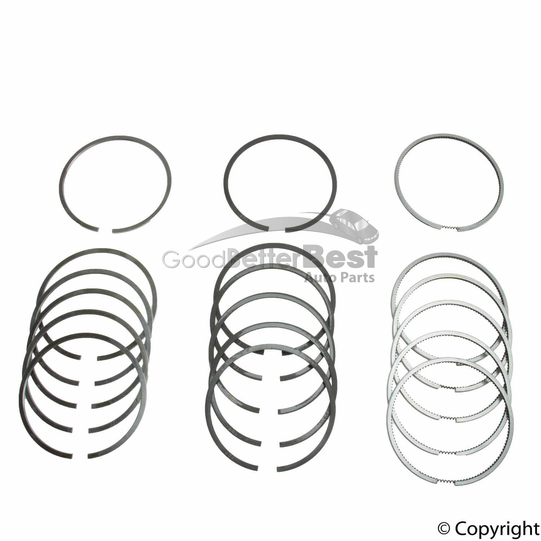 New Grant Engine Piston Ring Set C For Volvo