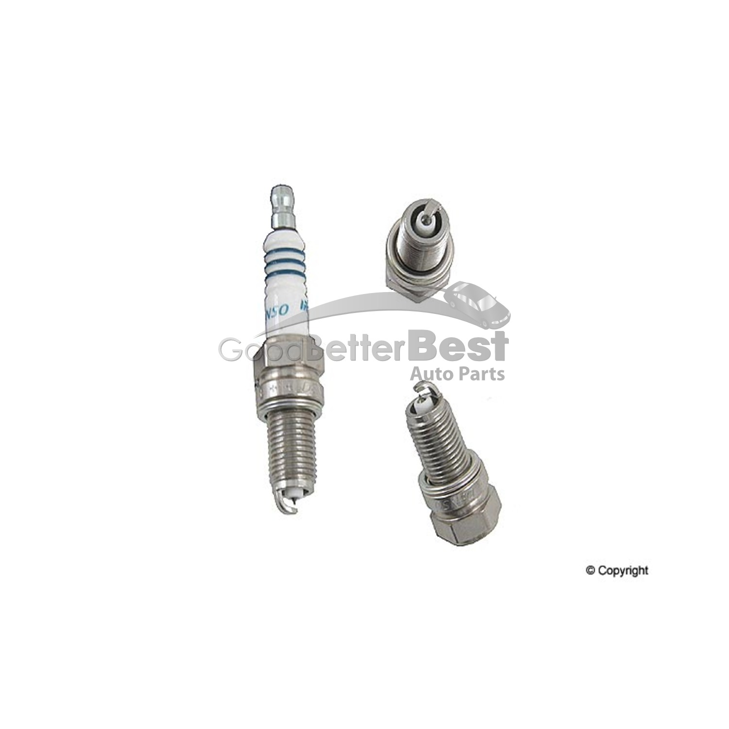 One New Denso Iridium Power Spark Plug Bmw M3 Z4