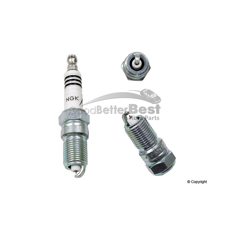 One New Ngk Iridium Resistor Spark Plug Buick