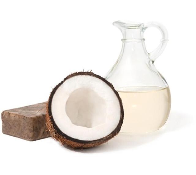 น้ำมันมะพร้าวเป็นสารแอนตีออกซิแดนท์