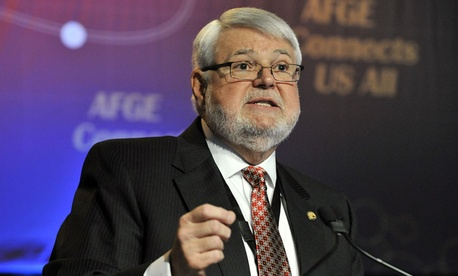 J. David Cox, AFGE National President