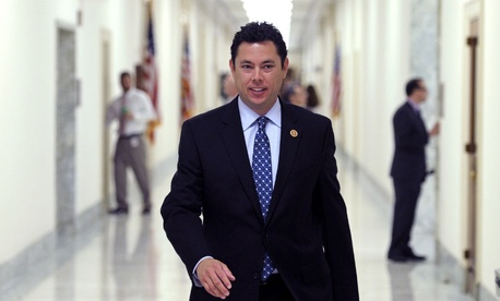 Rep. Jason Chaffetz, R-Utah, introduced legislation that would require agencies to fire employees who haven't paid their taxes.