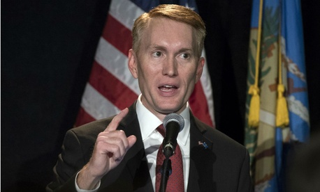 Sen. James Lankford, R-Okla., is aiming to draft comprehensive civil service reforms.