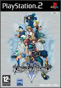 Kingdom Hearts II PS2 GRYOnlinepl
